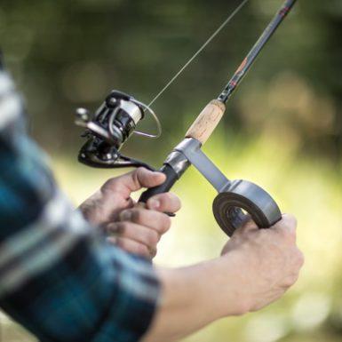 T Rex Small Roll Fishing Rod Repair