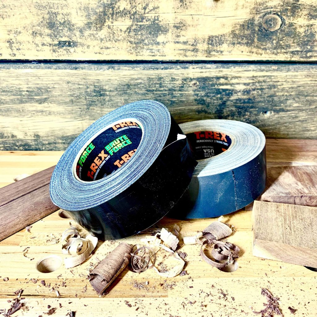 3 Fixes With T-Rex® Brute Force® Duct Tape
